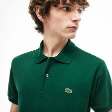 Light Green Lacoste Polo Lacoste Classic Fit L 12 12 Polo Shirt