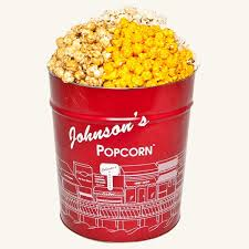 tri flavor 3 5 gallon johnson s popcorn tin