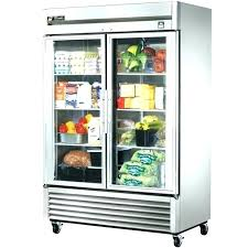 wide refrigerator