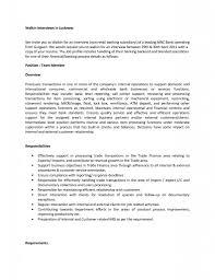 Resume Profile Statement Examples - Resume Templates