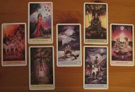 crystal visions tarot relationship spread