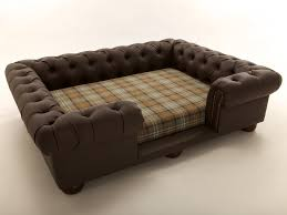 luxury dog bed furniture. Excellent Leather Dog Beds Uk Sofa Large Luxury Dog Bed Furniture R