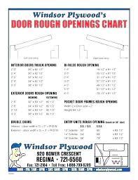 Garage Door Sizes Rough Opening Awesomeathaya Co