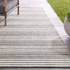 hesper striped indoor outdoor rug