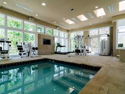 delightful designs ideas indoor pool. Cool Architecture Delightful Home Gym Ideas Indoor Swimming Pool Designs David Hallam