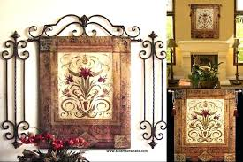 discover tuscan metal wall art decorating ideas tapestry design interior decor on discover tuscan metal wall art decorating ideas with discover tuscan metal wall art decorating ideas tapestry design