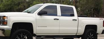 chevy trucks 2014 lifted white. Simple Trucks 2014 Chevy Silverado Crew Cab 4x4 Lifted SOLD In Trucks White E