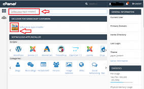 how to install phpbb using the cpanel