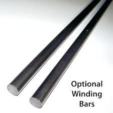 garage door winding rods 2 id coated garage door torsion springs w cones optional winding bars garage door winding rod size