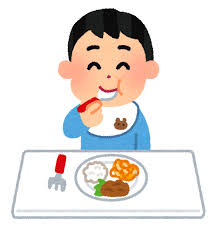 「食べる フリー素材」の画像検索結果