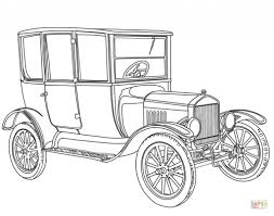 Classic Car Coloring Pages regarding Encourage in coloring page ...
