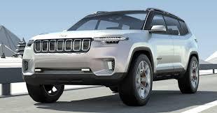 chrysler wagoneer 2018. modren wagoneer jeep yuntu concept on chrysler wagoneer 2018 e