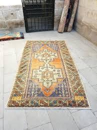 oushak rug turkish rug bohemian rug low pile rug oushak rug low pile rug high low vs