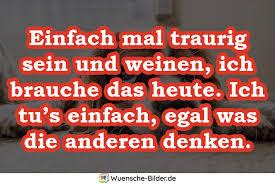 ᐅ Traurige Sprüche Mit Bilder Kurze Zitate Zum Weinen