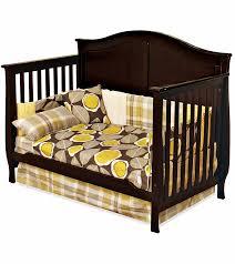 Child Craft Camden Convertible Crib in Jamocha