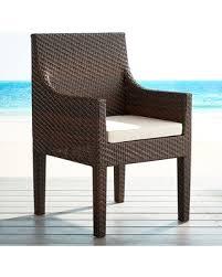 gardena sloped arm dining chair. ciudad mocha slope arm dining chair gardena sloped e