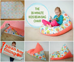 How to make a 30 minute bean bag