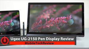 """<b>Ugee</b> UG-2150 <b>22</b>"""" Pen Display Review - YouTube"""