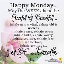 Good Morning Monday Quotes Best Of Happy Monday Its A New Week Have A Blessed Day Quotes Pinterest