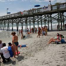 garden city sc. Teen Recovering After Shark Bite In Garden City Beach, SC | Charlotte Observer Sc A