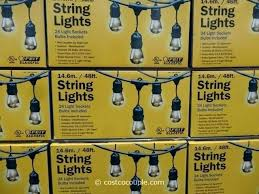 costco outdoor solar lights solar landscape lights patio lights electric ft string lights outdoor solar garden