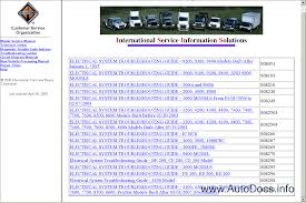 international truck isis international service information 2006 International 9900ix Wiring Diagram repair manuals international truck isis international service information solution 2009 2 International 9900IX Wallpapers