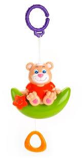 Подвесная <b>игрушка</b> Умка <b>Медвежонок на</b> луне (GW3627-R ...