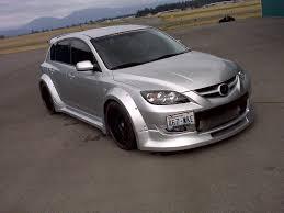 Widebody Mazdaspeed 3 - StanceWorks | Cosas que adoro | Pinterest ...