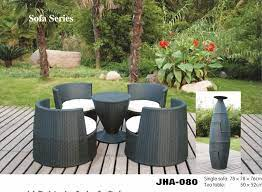 space saving patio furniture space