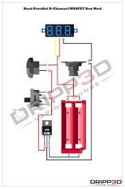 raptor box mod wiring diagram schematics wiring diagrams u2022 rh orwellvets co 18650 box mod wiring diagram unregulated box mod diagram