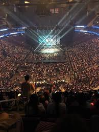 Prudential Center Section 104 Row 13 Seat 17 Kcon
