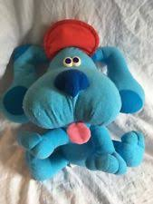 blues clues green puppy plush. Blues Clues Clue Keeping Plush Puppy Dog Red Hat 10\ Green D