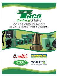 Jtg Taco Catalog Manualzz Com