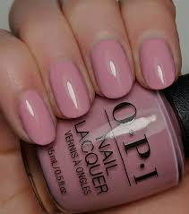 Opi Light Pink Nail Colors Opi Addict