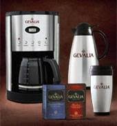 The initial cost for the coffee is $22.95 and you would send 2.5 pounds of coffee (including shipping). Gevalia Free Coffee Maker Read How To Get It Free
