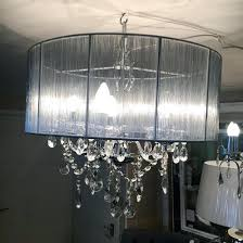 chandelier shade 5 arm chrome chandelier with silver grey shade mini chandelier shades chandelier shades chandelier shade