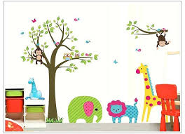 jungle wall decal plus 2 for i i jungle wall decals uk zee