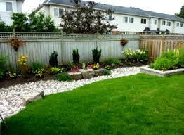 small gardens landscaping ideas. Inspirations Backyard Landscaping Ideas On A Budget Trends Also Small Gardens