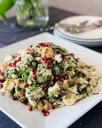 Seafood and Fennel Salad - SpicyFig