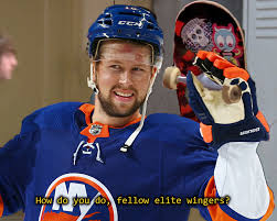John Tavares and Josh Bailey selected to NHL All-Star Game. 5th appearance  for JT, 1st for his Elite Winger : NewYorkIslanders