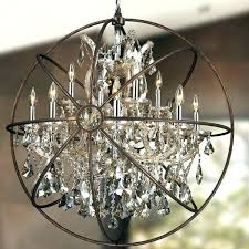 bronze orb chandelier bronze orb chandelier collection 6 light artisan iron with elm wood accents large bronze orb chandelier