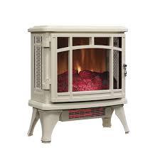 duraflame dfi 8511 04 cream infrared quartz electric stove heater