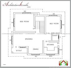 1000 sq ft house plans 2 bedroom indian style elegant single bedroom house plans indian style