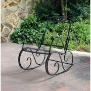 outdoor wrought iron furniture. Mainstays Jefferson Outdoor Wrought Iron Porch Rocking Chair Furniture R