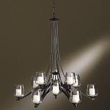 small chandelier for bathroom. Ribbon Chandelier With Clear Glass Small For Bathroom A