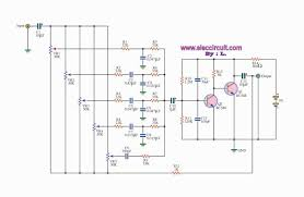 equalizer circuit diagram the wiring diagram circuits > 5 channel graphic equalizer by bc548 transistor l40768 circuit diagram