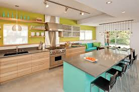 Teal Kitchen Kitchen Color Ideas Freshome