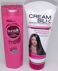 new sunsilk cream silk shoo conditioner best hair straightening bo ever