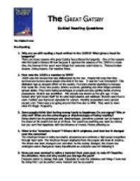 top tips for writing in a hurry the great gatsby essay questions the great gatsby essay questions