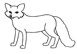 Arctic Fox Coloring Page Arctic Coloring Pages Arctic Animals